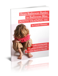 Potty Training Program: From Bathroom Battles to Bathroom Bliss by Connie Hammer