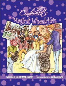 Cinderella's Magical Wheelchair: An Empowering Fairy Tale for Children with Disabilities by Jewel Kats