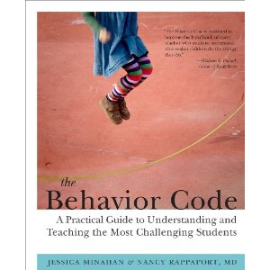 Jessica Minahan co-authored with Nancy Rappaport, MD, The Behavior Code: A Practical Guide to Understanding and Teaching the Most Challenging Students.