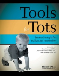 Tools for Tots: Sensory Strategies for Toddlers and Preschoolers