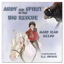 Andy & Spirit in the Big Rescue children's book on disabilities and bullying