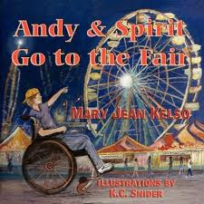 Andy & Spirit Go to the Fair children's book on disabilities