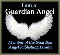 "GAP's logo is a pair of wings with the quote that says, ""I am a Guardian Angel"""
