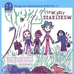 """Songs for Sensational Kids Vol. 1 """"The Wiggly Scarecrow"""""""
