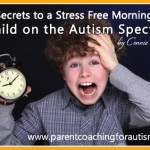 Top Ten Practice Secrets to a Stress Free Morning with a Child on the Autism Spectrum