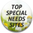 Top 100 Web Sites on Special Needs Resources Chosen by PhD in Special Education