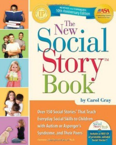 The New Social Story Book: Over 159 Social Stories  by Carol Gray