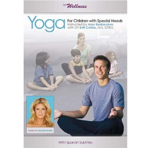 Yoga for Children with Special Needs by Britt Collins MS, OTR and Jackie Linder Olson