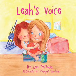 Picture Book About a Sibling with Autism – Leah's Voice by Lori DeMonia