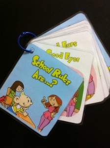 School Rules Are...? New Storybook Series for Children with Autism byYmkje Wideman