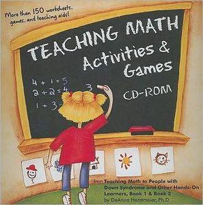 Teaching Math Activities and Games CD-ROM by DeAnna Horstmeier, PhD