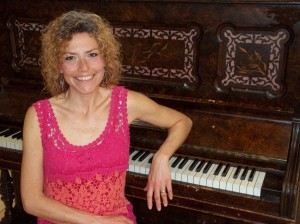 """Esther Thane author of Online Music Therapy Relaxation Recording for Autism- """"Rooted In Music"""""""