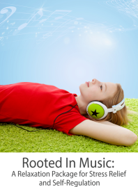 """Online Music Therapy Relaxation Recording for Autism: """"Rooted In Music"""" by Esther Thane"""