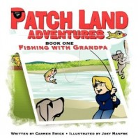 Patch Land Adventures  – Children's Books About Wearing an Eye Patch by Carmen Swick