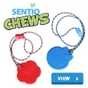 SentioCHEWS tough, chewable necklaces