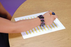WeighCool Bracelet invented by Jenny Clark