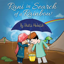Rani in Search of a Rainbow  by Shaila Abdullah  - discusses the 2010 Pakistan floods and provides a tool for children to make sense of natural disasters.