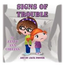 Book About Kids with Learning Disabilities- Signs of Trouble by Janet Ann Collins