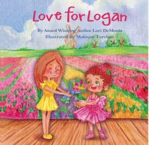 Children's Book Sensory Processing Disorder: Love for Logan by Lori DeMonia