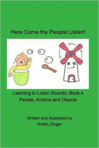 Here Come the People -Early Learner Books by Kristen Zinger