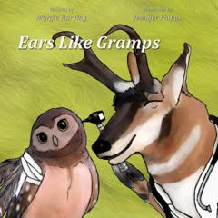 ears-like-gramps - Children's Books On Special Needs and Disabilities by Margie Harding
