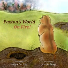 paxtons-world-on-fire - Children's Books On Special Needs and Disabilities by Margie Harding