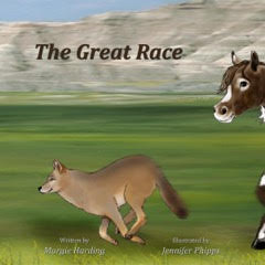 the-great-race - Children's Books On Special Needs and Disabilities by Margie Harding