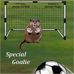 "Special Goalie from ""The Paxton Series: On Special Needs and Disabilities"" by Margie Harding"