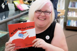 Interview Meikele Lee - About Raising a Child with a Feeding Tube and her Children's Book